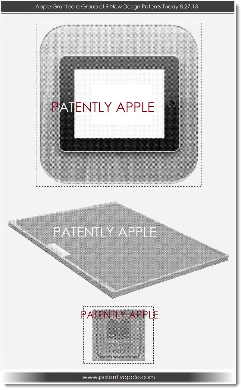 6. Apple designs ... iPad icon, smart cover retail packaging