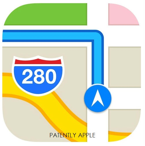 3. Apple - Maps