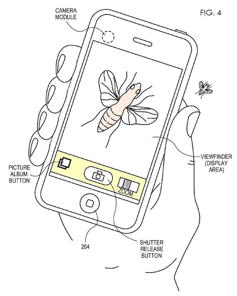 5AA - APPLE PATENT FIG. 4