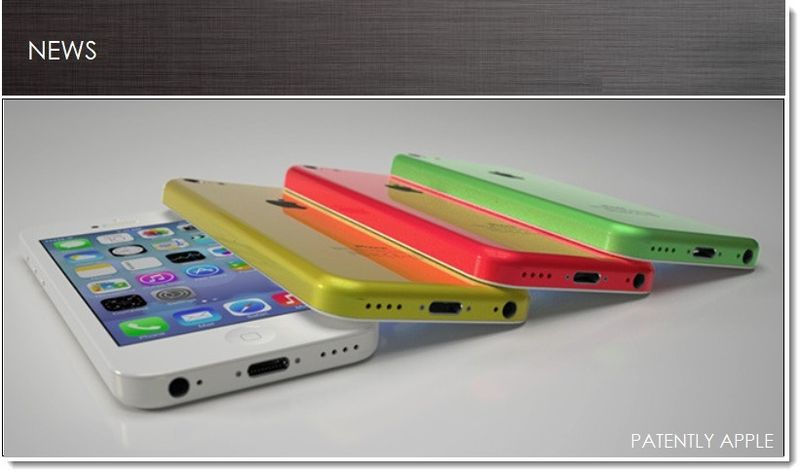 1. Cover Graphic - Apple's iPhone 5C, a Detonator in Global Smartphone Market
