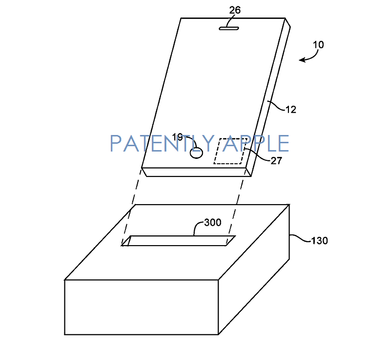 6 JPEG  Apple Fingerprint Scanner - patent fig 13