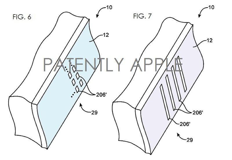 A2 JPEG . Apple Fingerprint Scanner - figs 6 & 7