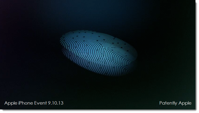 8. Apple Touch ID sub epidermal