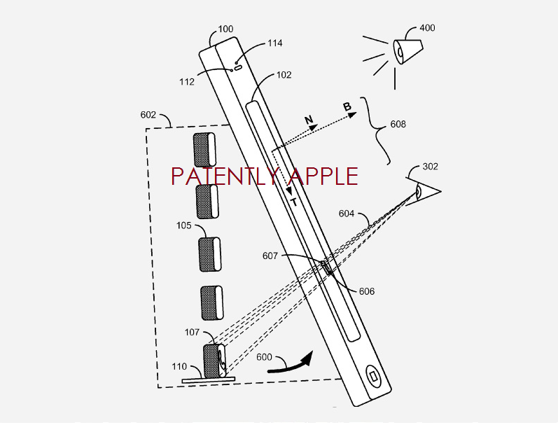 2. Apple patent - parallax view