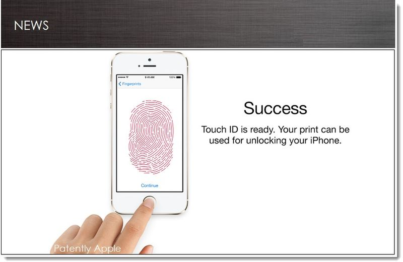 1.Cover - Apple - Fingerprint technology