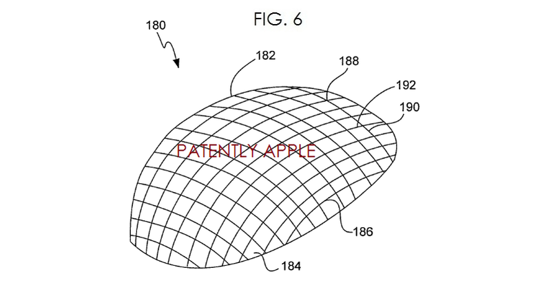 4. Apple granted a patent for their Magic Mouse