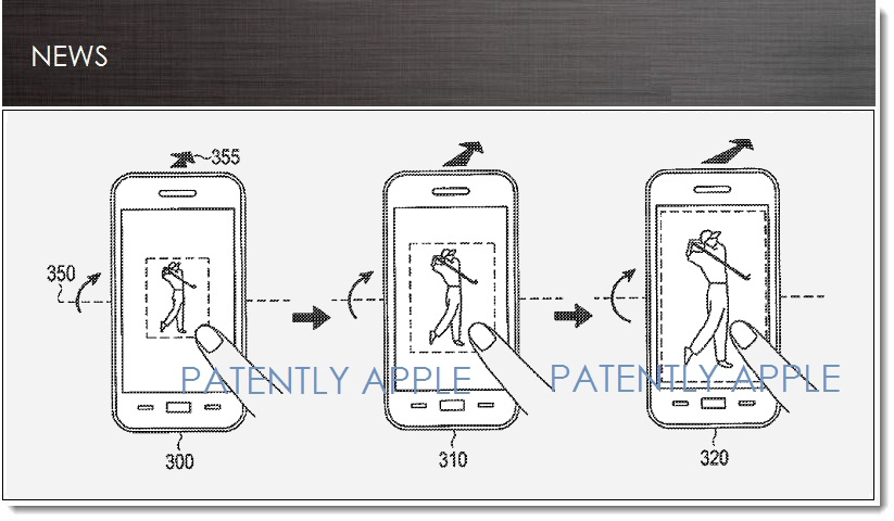 bf0afe6afcd86e Samsung Files Copycat Patent Mimicking Apple's