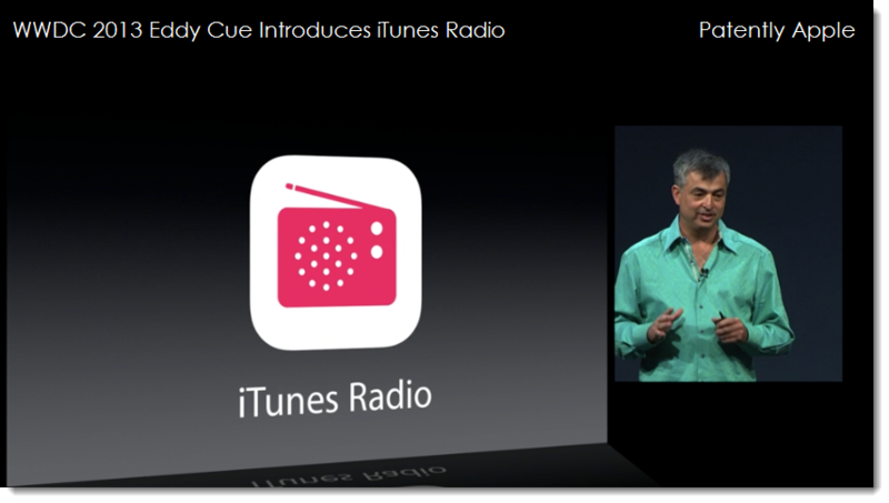 3A. WWDC 2013 - Eddy Cue - iTunes Radio Announced