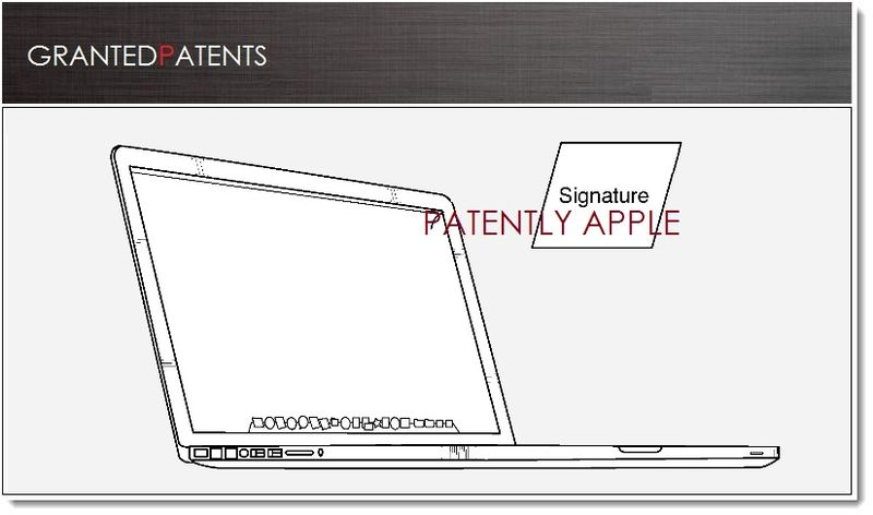 1. Cover - Apple granted 36 patents today