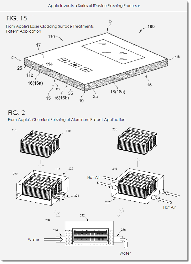 4A. Apple invents a series of iDevice Finishing Processes
