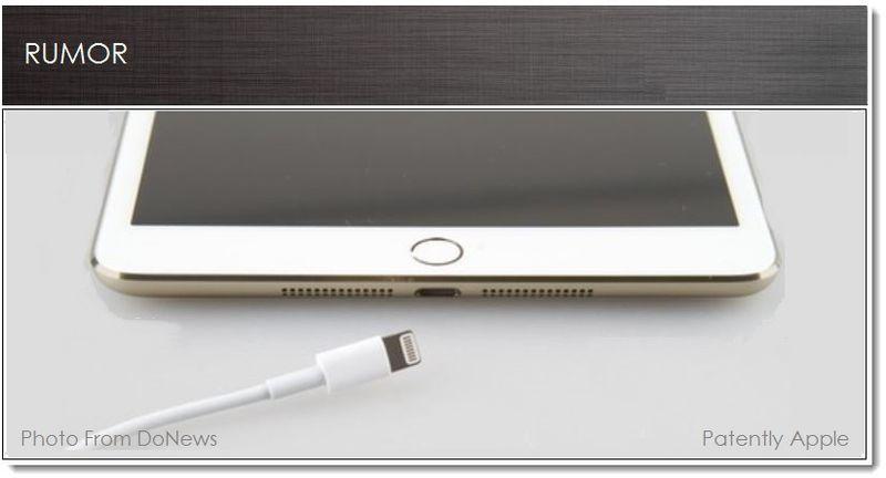 1. Rumor of Gold iPad Mini