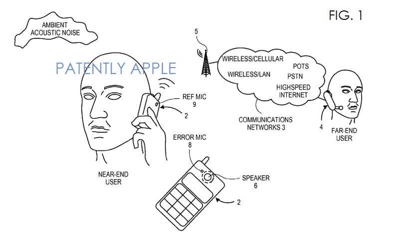 3. Apple's Active Noise Cancellation