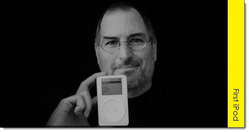 2 - 10B. first iPod