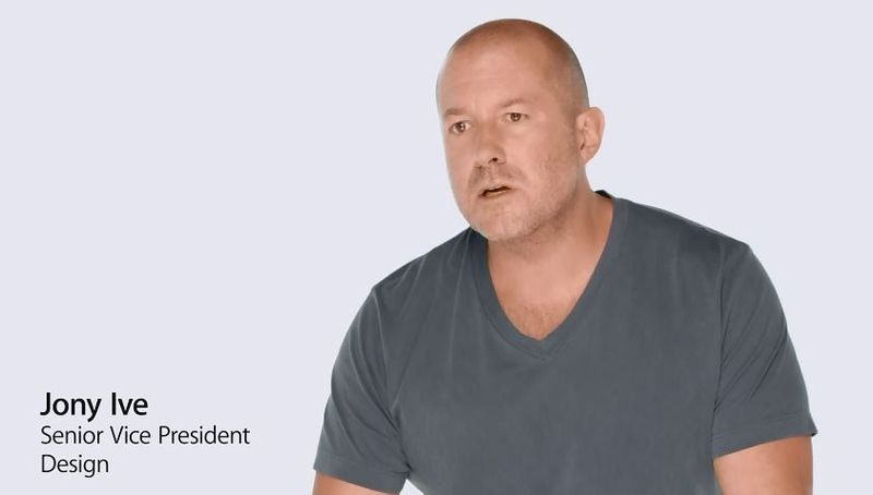 1B Jony Ive talks process