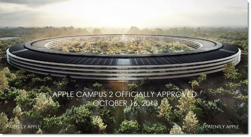 2aa  Apple Campus 2 approved Oct 16, 2013
