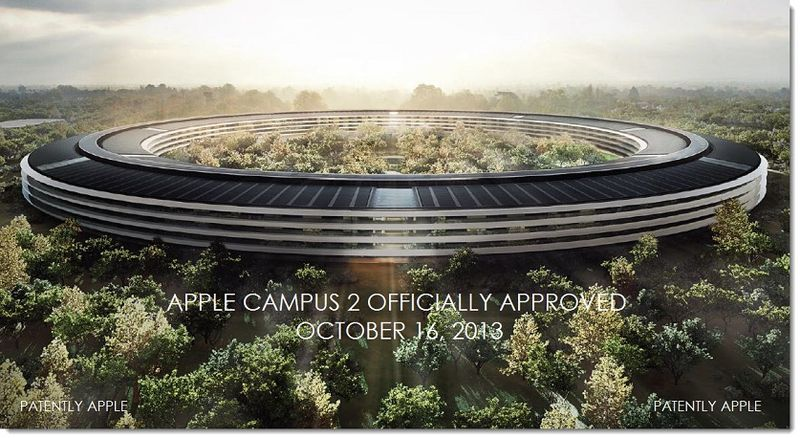 1. cover -  Apple Campus 2 approved Oct 16, 2013
