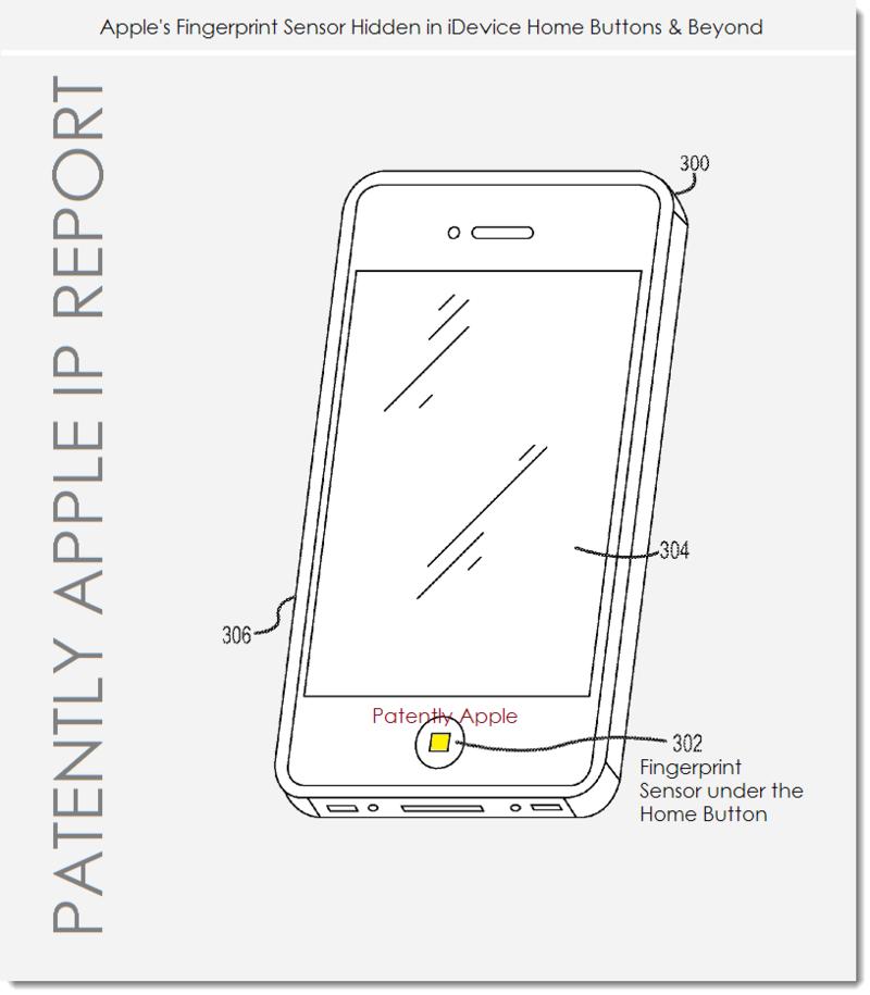 4AA. fingerprint scanner hidden in Home Buttons & Beyond