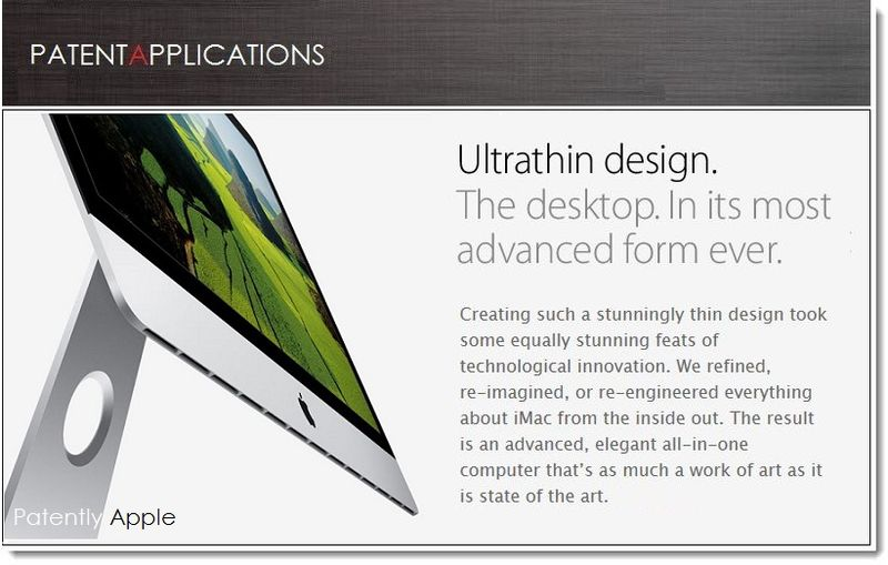 1a. Cover - New Method for Mfg iMac