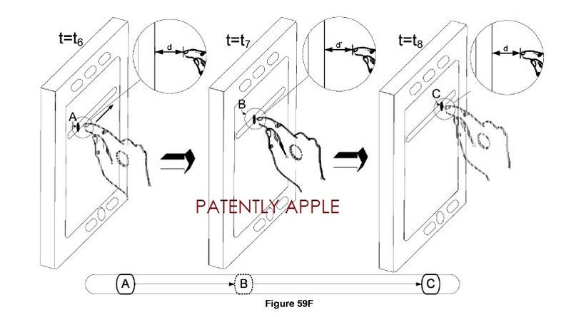 2. Apple patent figure from Steve Jobs patent