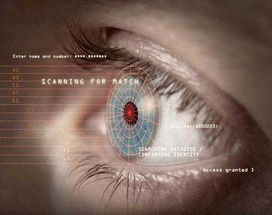 2. Retinal Scanning