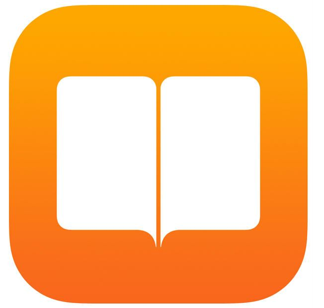 3. iBooks icon iOS 7 - Apple TM Filing
