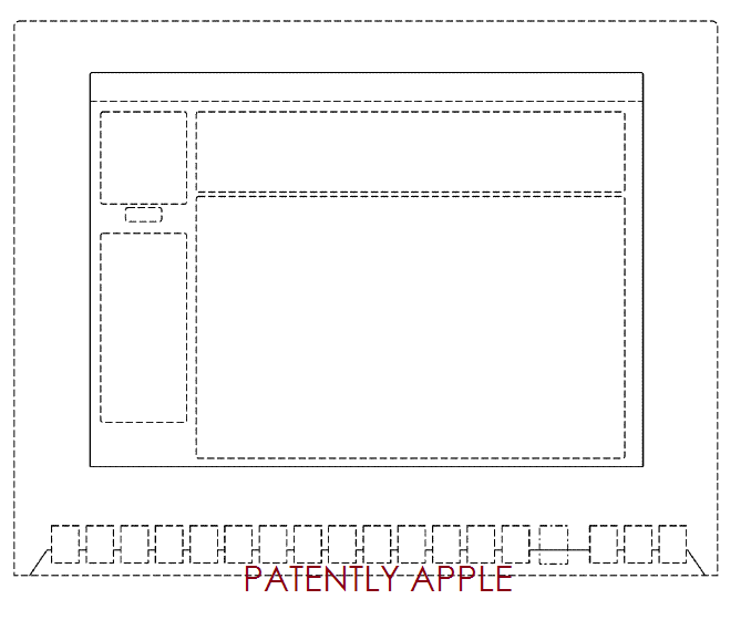 5. Apple design patent