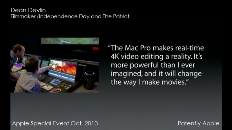 9 Dean Devlin on Mac Pro