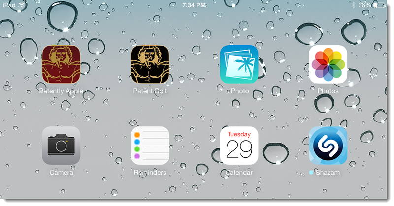 1a. New Patently Apple iDevice Home Page Button ready for Download