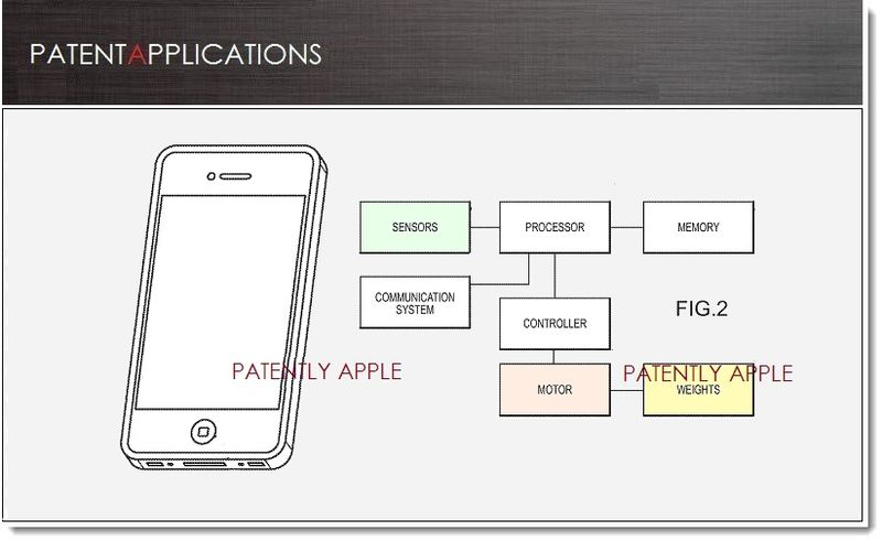 1. Cover - Apple patent regarding free fall protection