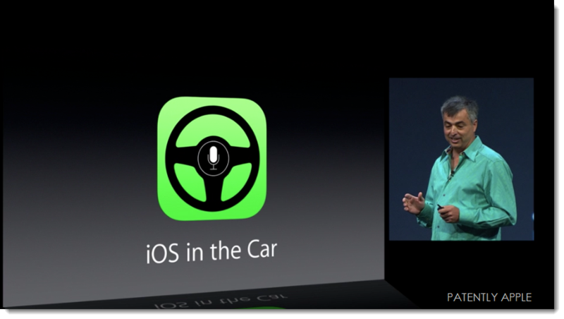 1. Cover - Apple'ls  iOS in the Car