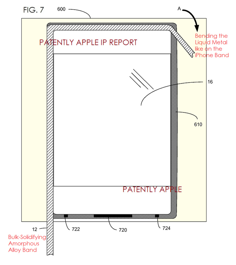 5. Apple Liquid Metal Patent fig. 7