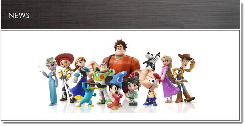1. Cover. Disney quietly advances Toy Box Console project