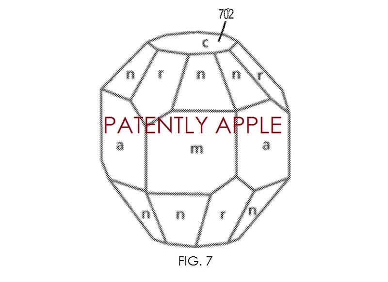 6. Apple patent fig. 7 Sapphire