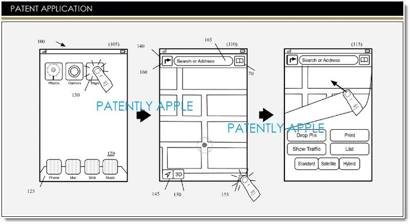 1. Cover - A Barrage of Apple Mapping Patents Come to Light