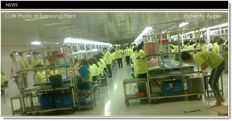 1. CLW Photo of Samsung Plant