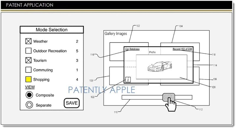 1. Cover - Apple patents for interactive maps and heads-up scrolling