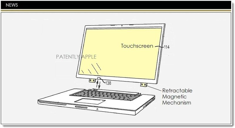 2. In April 2013 an Apple patent application came to light for hybrid tablet notebook design