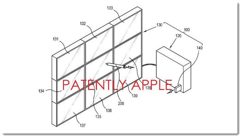 3AA. Samsung e-chalkboard patent illustration