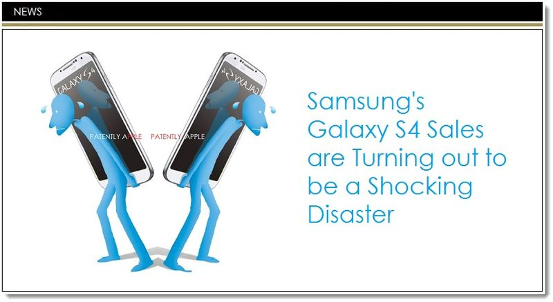 1. Cover - Samsung's Galaxy S4 Sales are turning out to be a Disaster