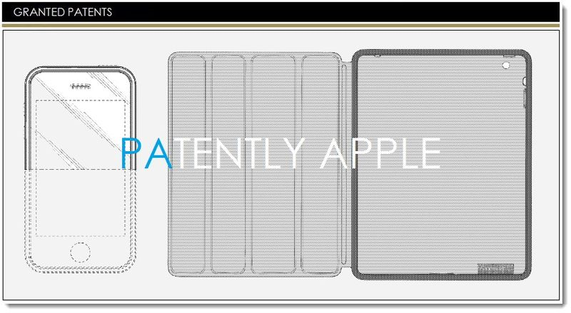 1. Cover - Apple Granted Patents for Dec 31, 2013