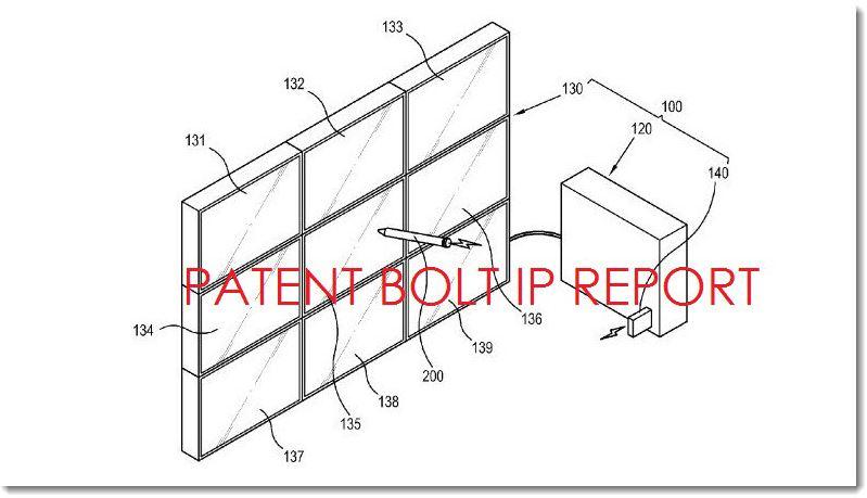 2. e-chalkboard, samsung patent