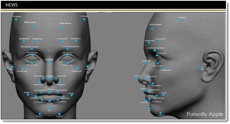 1. Cover - Facial recognition used as Pegatron Apple supplier