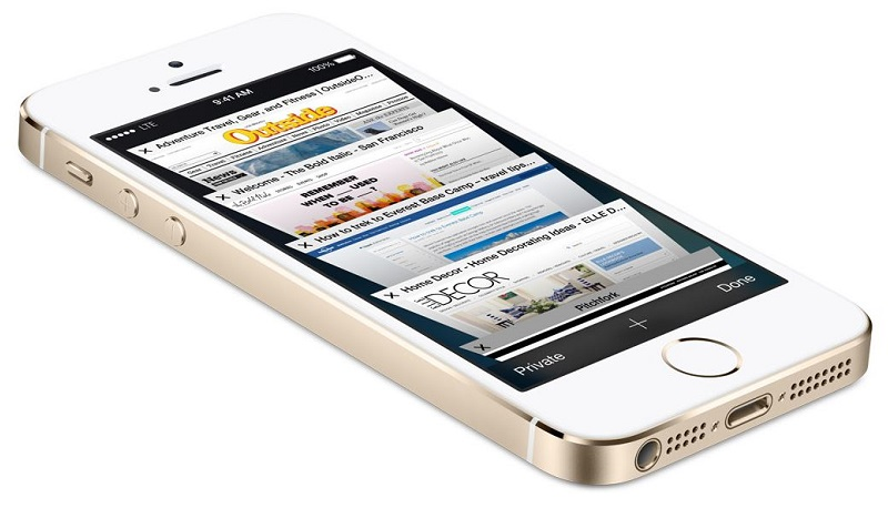 2. Apple iPhone 5S