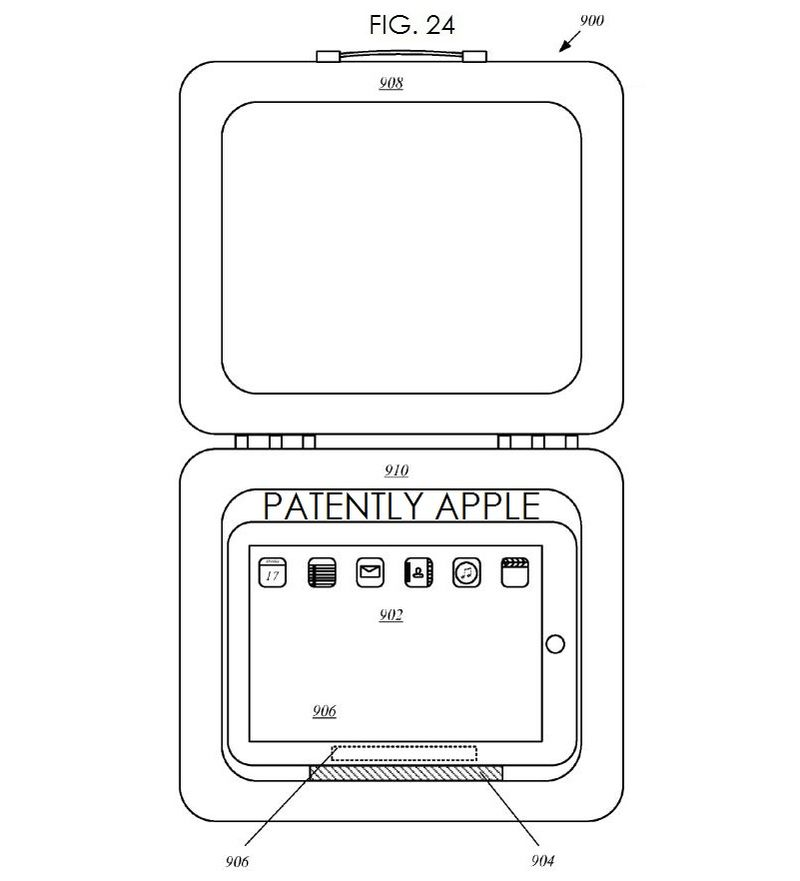 5. FIG 24 IPAD CARRYING CASE