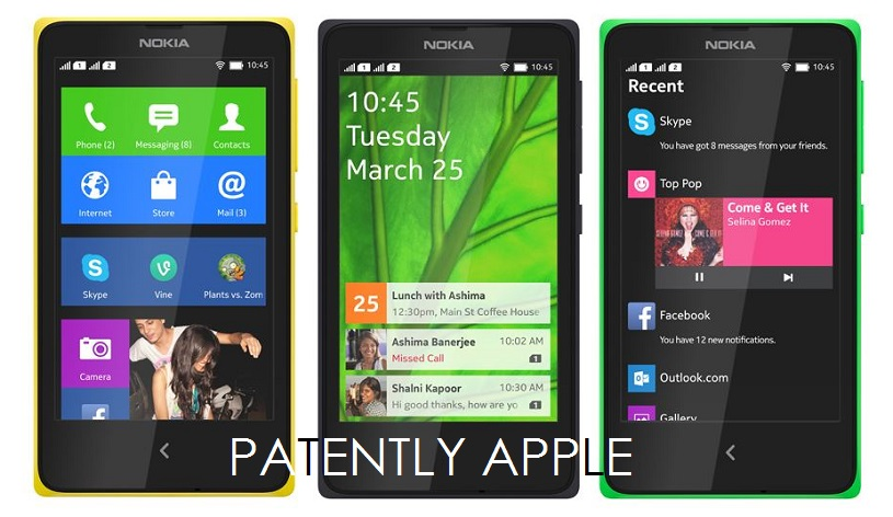Nokia New Phone 2014 Android 1 Cover New Nokia Phones