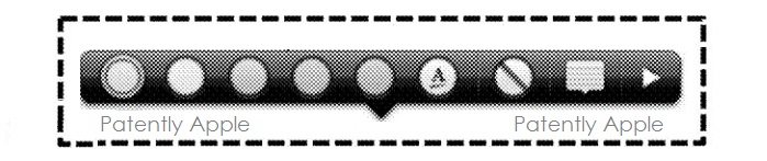 6. Apple design Patent - GUI