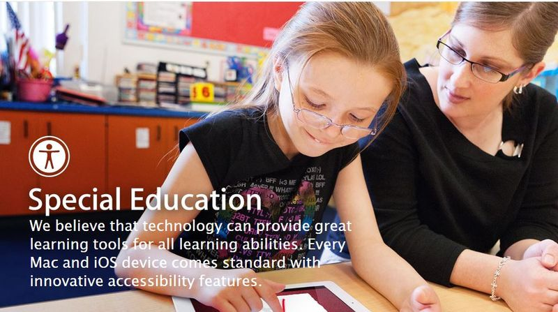 3. Special Educatioin for the disabled