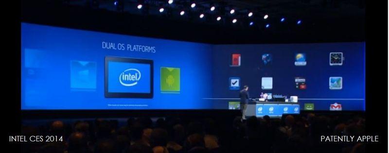 2. Dual OS Intel Platform