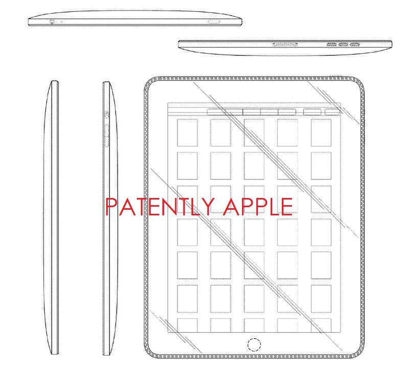 5A APPLE GRANTED A PATENT FOR THE ORIGINAL IPAD DESIGN MAR 18, 2014