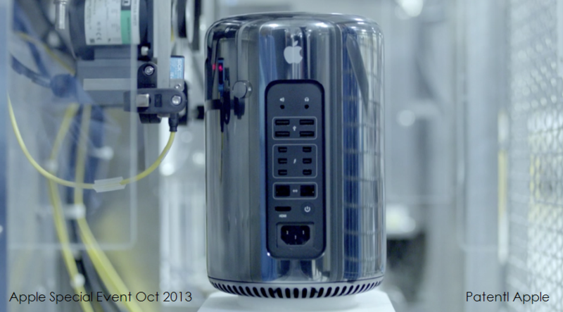 1. Mac Pro built in the USA using Advanced Robotics